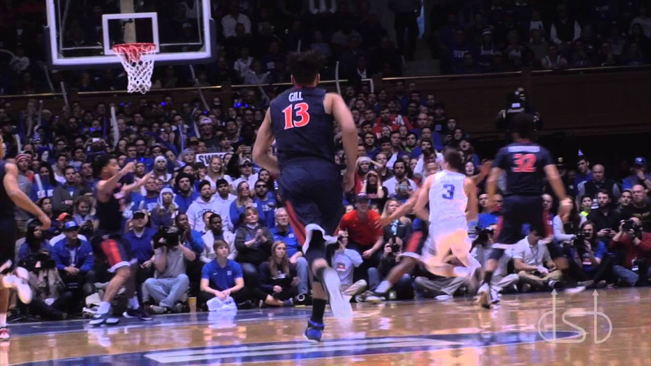 Duke Basketball vs. UVA - YouTube