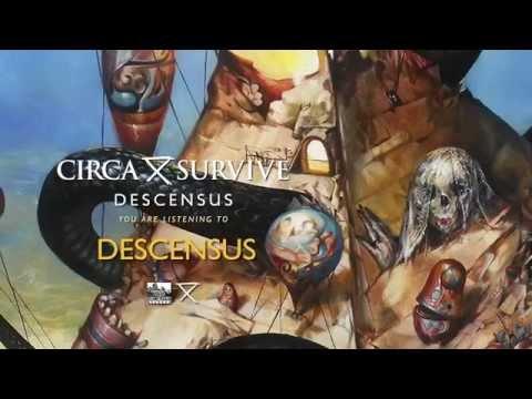 CIRCA SURVIVE - Descensus (Album Teaser)