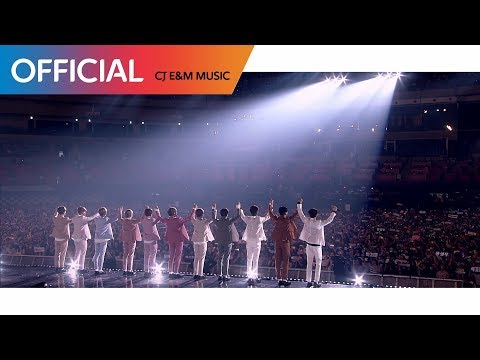 Wanna One (워너원) - Wanna Be (My Baby) MV (Live Ver.)