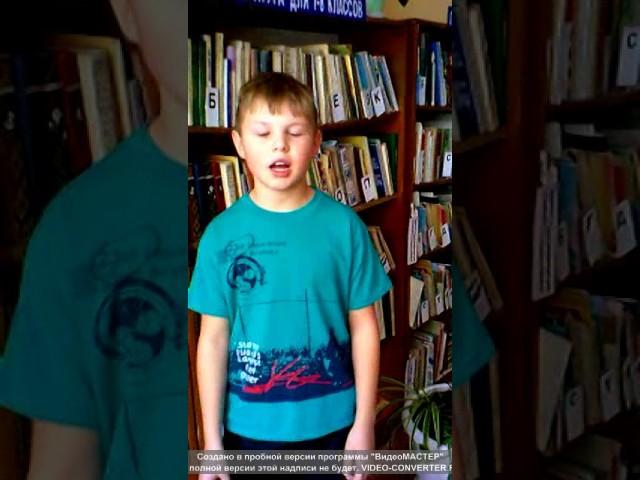 Изображение предпросмотра прочтения – НикитаЧухчин читает произведение «Памяти матери» Н.М.Рубцова