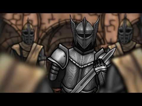The Senile Scribbles: Skyrim Parody - Part 2
