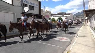 Desfile de Cavaleiros de Itajubá