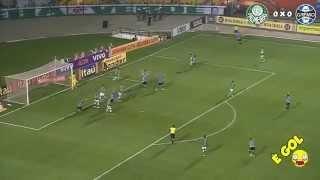 Palmeiras 2 X 1 Grêmio - 2 Turno - Campeonato Brasileiro 2014 - Jogo 5652