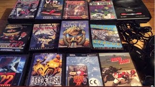[Ma Collection en Live N°22] Special collection : SEGA MEGADRIVE PART 1/3 (HD)