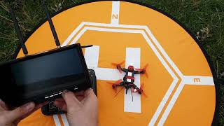 Walkera Rodeo 110 review: Unboxing and Maiden flight