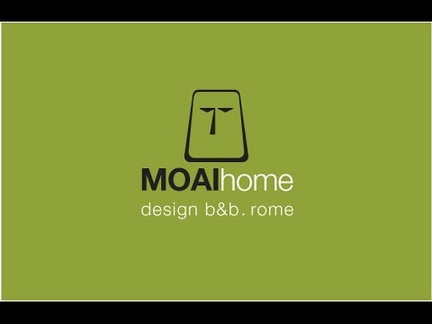 Moai Home - Design Bed and Breakfast Roma