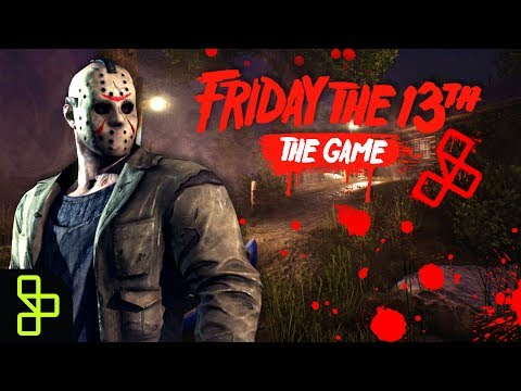 Let's Play - Friday the 13th with Everyone