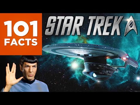 101 Facts About Star Trek