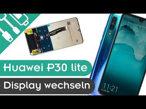 Huawei P30 Lite Display Wechseln   Einfach Reparieren   Kaputt.de