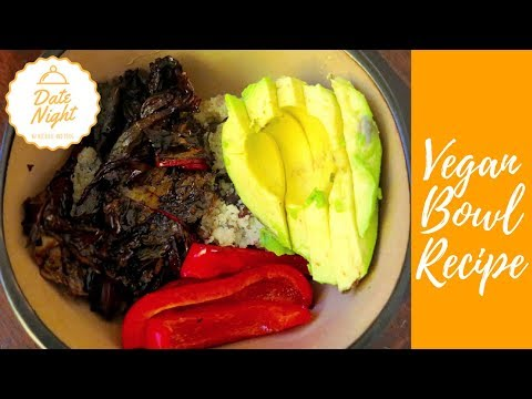 Vegan Bowl | The Thanksgiving Detox