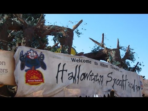 TPW Classic - Alton Towers Halloween Spooktacular 2003