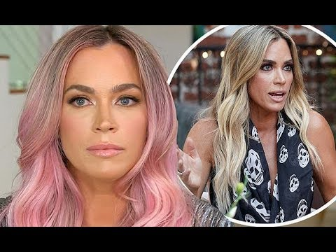 Teddi Mellencamp is reportedly getting axed from 'RHOBH'