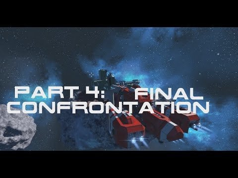 Space Engineers | First Jump Campaign | Mission 4 - Final Confrontation
