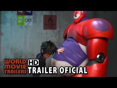Trailer do filme Operação big hero
