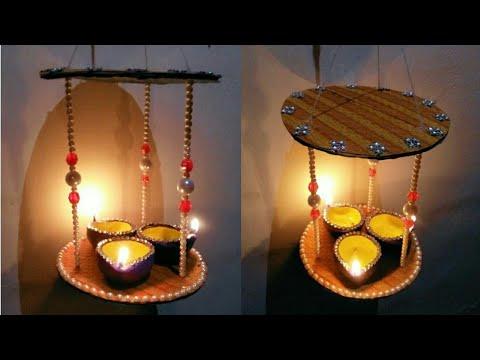 Diwali Diya Decoration Ideas For Kids