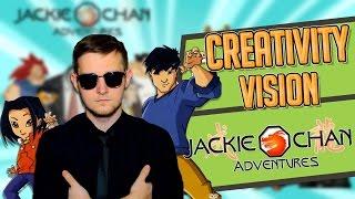 """[Creativity Vision] - Обзор на 1 сезон """"Приключения Джеки Чана"""""""