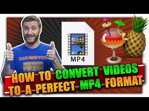 How To Convert A File To A Perfect MP4 In Handbrake 👨‍🏫