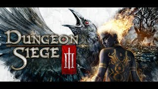 Обзор игры: Dungeon Siege III (2011) (Осада подземелий 3).