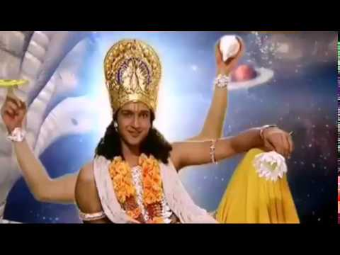 Hey Surnayak hey Asurar.  Jai Shri Krishna. 1st Episode. (Colors TV)