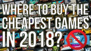 Best Place to Buy Games in 2018 - [Cheaper & Better than G2A]