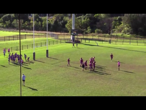 Game 17 - QLD Maroon vs ACT