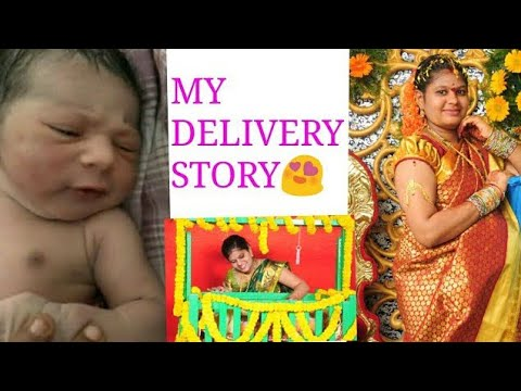 MY PREGNANCY AND LABOUR STORY WITH  DELIVERY PICTURES