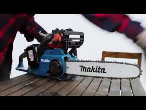 One For All All With One Makita 18 V Sortiment Akku Kettensage