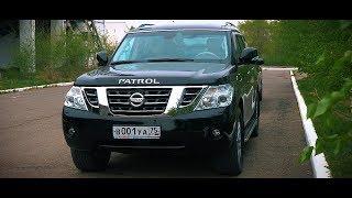 Nissan Patrol - для чего он нужен?