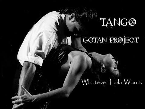 """Resultado de imagem para Gotan Project """"Whatever Lola Wants"""""""