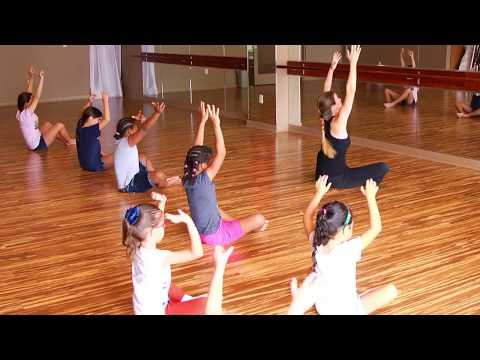 Ballet Fitness for kids