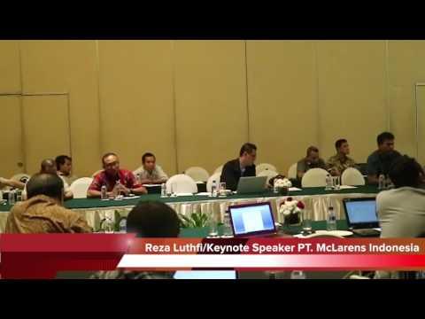 Presentasi Studi Kasus Klaim Asuransi - sesi 1   - PT. McLarens Indonesia