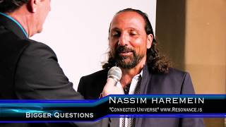 NEW! Breakthroughs with Nassim Haramein - Connected Universe / Ron James