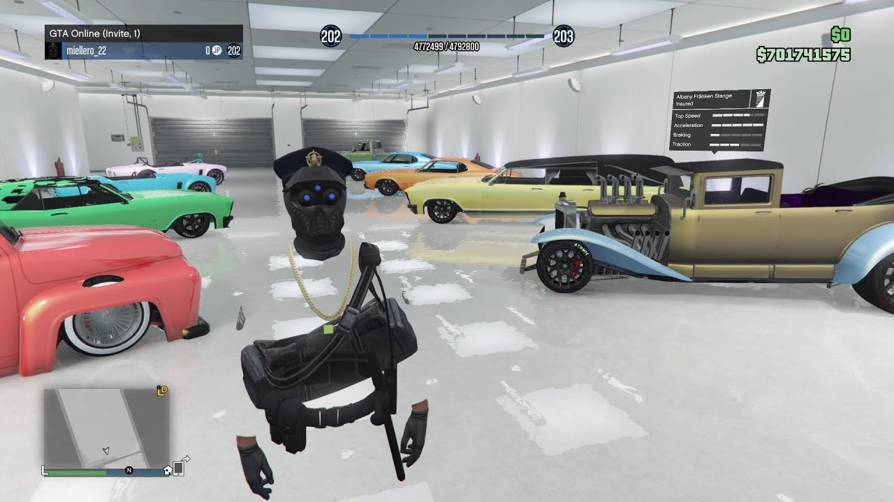 GTA 5 Online Modded Accounts Service PS3 PS4 XBOX ONE Invisible Outfits Amp Modded Vehicles