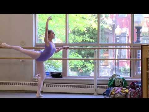 Faces of Boston Ballet: Meet Tara Schaufuss