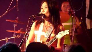 Shonen Knife live at the Scala in London on may 24th, 2010. Songs :...