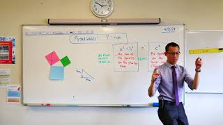 Pythagoras' Theorem (3 of 3: Summary)