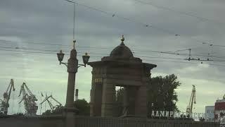 Автобусная экскурсия в Пушкин. Царское село. Bus city tour to Pushkin