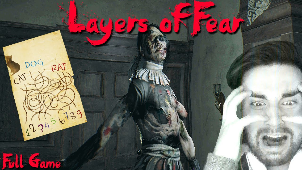 layers of fear cat dog rat code