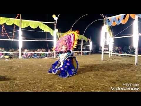 Domodih chhow dance ..ustad suphal mahto(1)