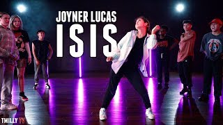 Joyner Lucas ft Logic - ISIS - Choreography by Audrey Partlow