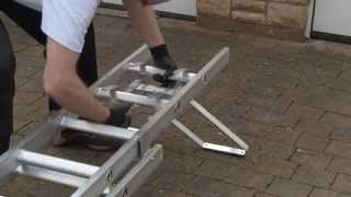 Ladder Stand Off V Shaped Stay Ladder Accessory Easy Fit