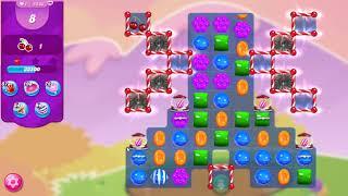 Candy Crush Saga Level 5523 NO BOOSTERS