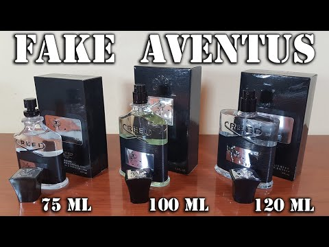 Fake Fragrance - Aventus By Creed