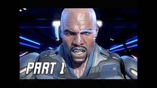CRACKDOWN 3 Gameplay Walkthrough Part 1 - Terry