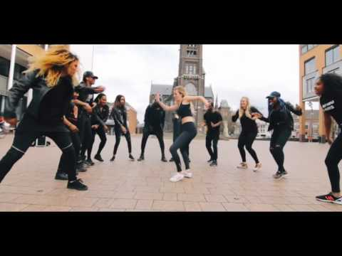 Liraina Nicholls VS ZICO GOMES  TEKNO DANCE AFRODANCE
