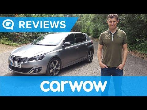 Peugeot 308 2017 Hatchback review   Mat Watson Reviews