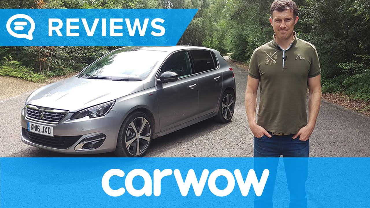 Peugeot 308 2018 hatchback in-depth review | Mat Watson Reviews ...