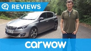 Peugeot 308 2018 hatchback in-depth review | Mat Watson Reviews