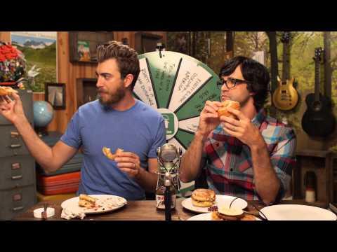Eating Cronuts