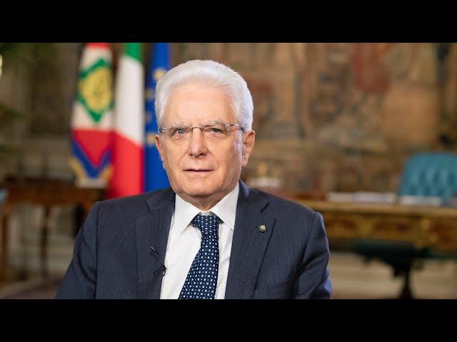 23 maggio strage di Capaci, Messaggio del Presidente Mattarella